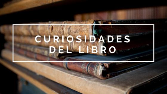 8 curiosidades sobre el libro
